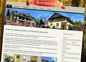 Penzión Kremenec
