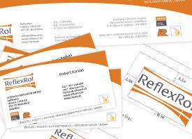 ReflexRol - vizuálna identita
