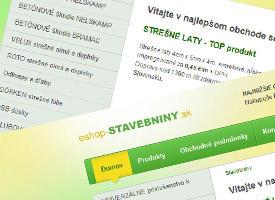 eshop-STAVEBNINY.sk