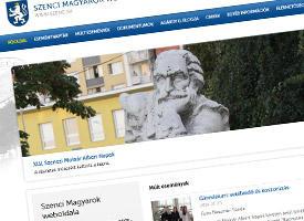 Szenci Magyarok Weboldala