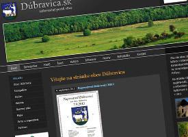 Obec Dúbravica