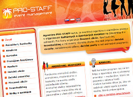 PRO-STAFF event management