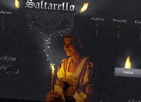 Saltarello, tanečná skupina