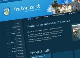 Obec Trakovice