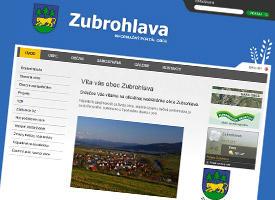 Obec Zubrohlava