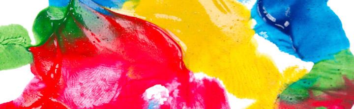 Farby a farebné schémy pre webstránku
