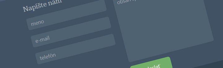 Predvyplnené formulárové polia - ako naplniť alebo vyčistiť textbox pomocou jQuery