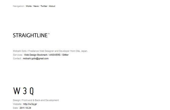 minimalistic-straightline