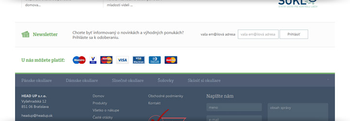 Online platobné metódy