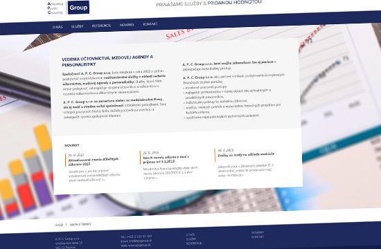 A. P. C. Group s.r.o. - komplexné finančné služby
