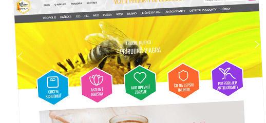 Včelie produkty od odborníkov - apipraktik.sk
