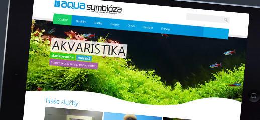 Aquasymbioza.sk - akvaristika pre každého