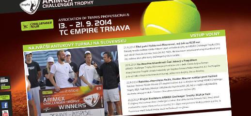 ARIMEX Challenger Trophy - challenger-trnava.com