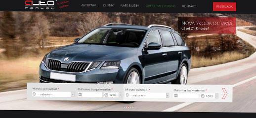Autopožičovňa AUTO-RENTAL