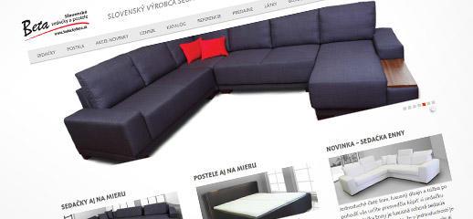 sedackybeta.sk – prechod na responzívny dizajn webu