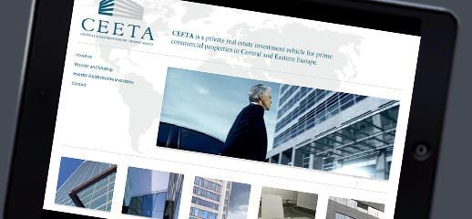 Súkromná realitná spoločnosť - CEETA