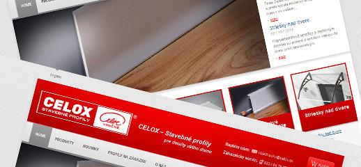 Celox - stavebné profily pre detaily vášho domova