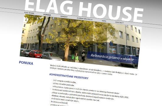 Prezentácia polyfunkčnej budovy ELAG HOUSE