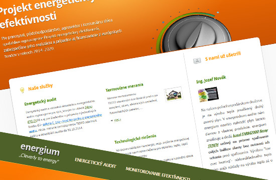 Energium - energetický audit, termovízia