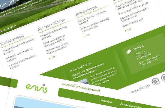 Energetika a životné prostredie - Envis s.r.o.