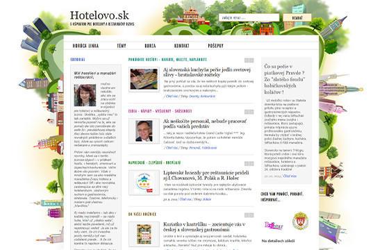 Hotelovo - inšpirátor pre hotelový a reštauračný biznis