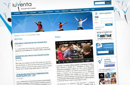Rozsiahly projekt pre IUVENTA - Slovenský inštitút mládeže