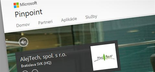 Stali sme sa Microsoft Silver Web Development partnerom
