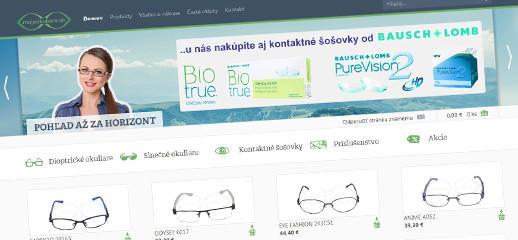 Mojeokuliare.sk – e-shop na predaj okuliarov
