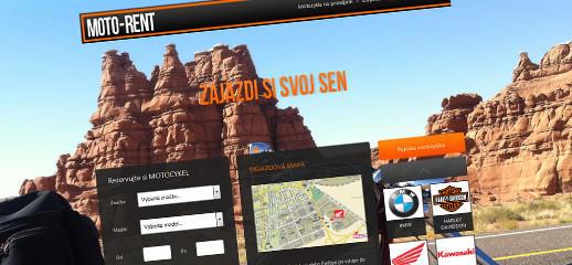 Moto-rent – online požičovňa motocyklov