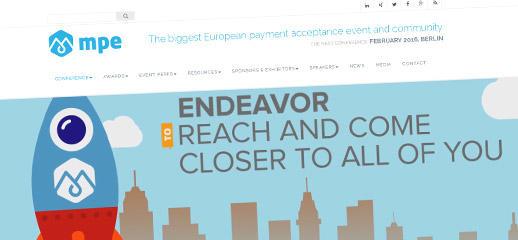 Merchant Payments Ecosystem – nový look webstránky pre medzinárodnú konferenciu