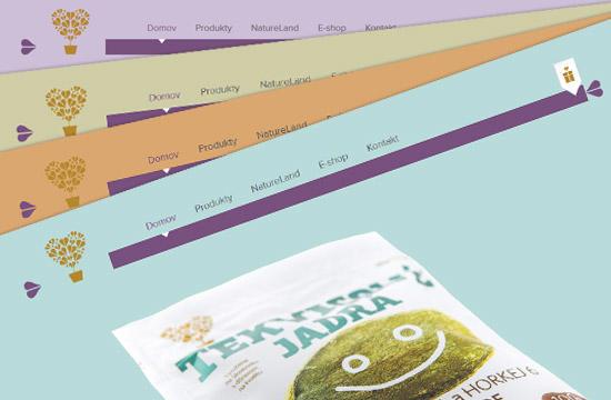 NatureLand - zdravé müsli a cestoviny
