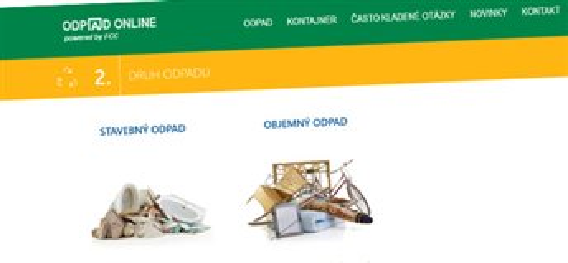 Zbavte sa odpadu jednoducho a pohodlne - OdpadOnline.sk