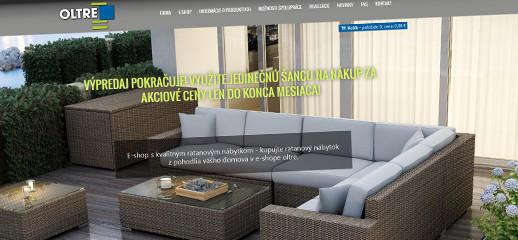 Oltre – kvalitný nábytok z umelého ratanu
