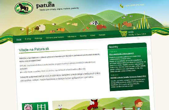 Patura.sk - všetko pre ohrady, stajne, maštale a pasienky