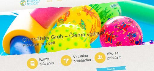 Plávanie pre deti - plavanierybicky.sk