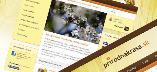 Prirodnakrasa.sk - zdravie a krása z prírody