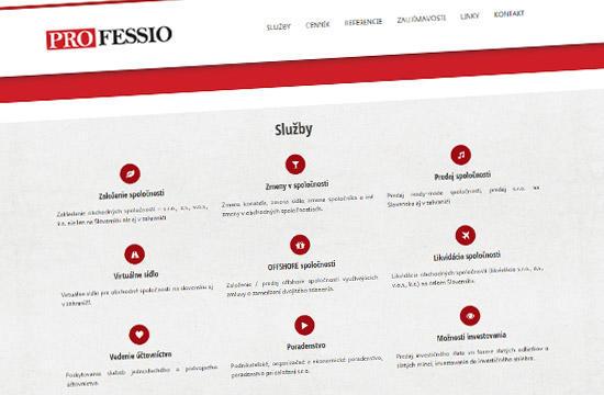 Professio – zakladanie obchodných spoločností