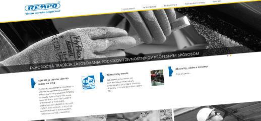 Rempo.sk – nový responzívny dizajn