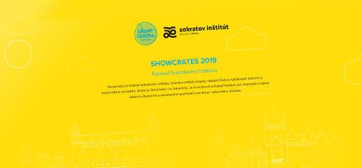 SHOWCRATES - festival Sokratovho inštitútu