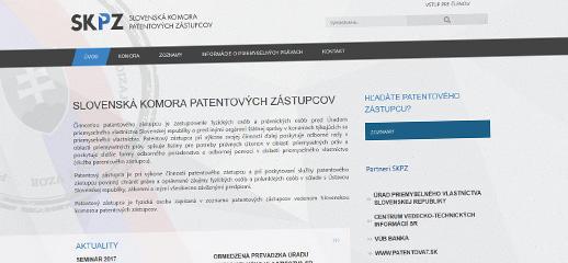 Slovenská komora patentových zástupcov