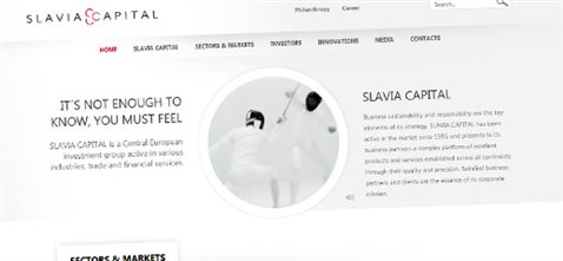 Slavia Capital – stredoeurópska investičná skupina