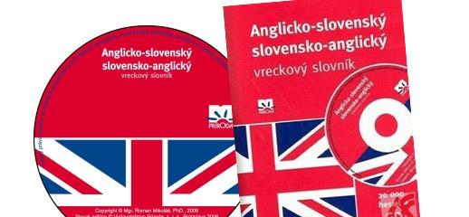 Anglicko-slovenský aslovensko-anglický slovník na CD