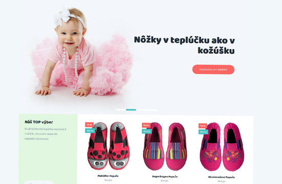 c28c3da578f2 TinyToe - kvalitné detské topánky overených značiek