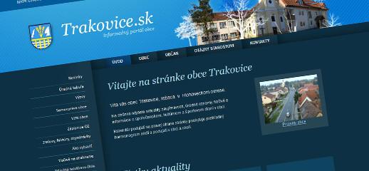 Webstránka Trakovice.sk spĺňa všetky požiadavky prístupnosti