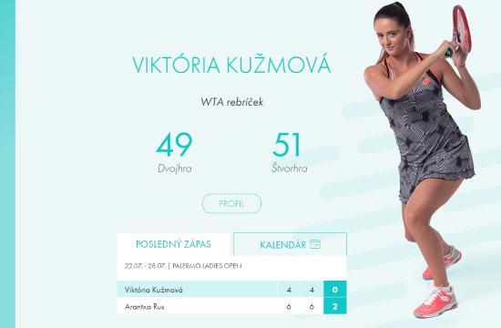 Viktória Kužmová - oficiálna web stránka