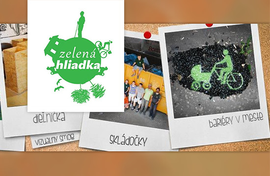 Pridajte sa k Zelenej hliadke - za Bratislavu bez odpadkov